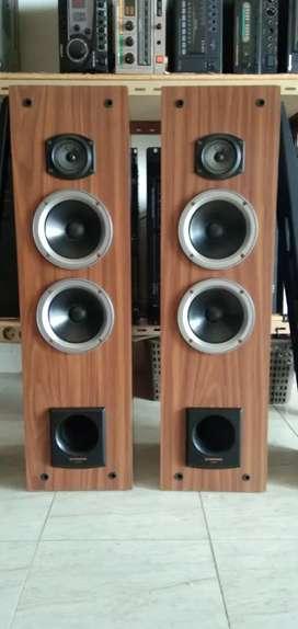 Pioneer S-HF7 speaker floorstanding 3way system made in japan