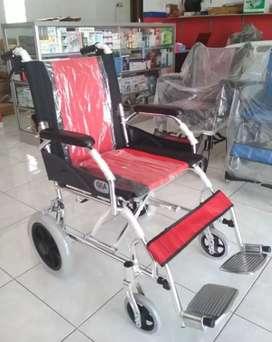 Kursi roda travelling gea ringan