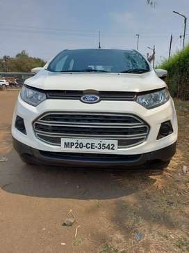 Ford Ecosport 1.0 Ecoboost Trend Plus BE, 2014, Diesel