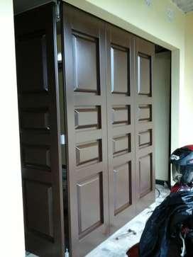 Distributor Pintu Besi Garasi Merk Wina