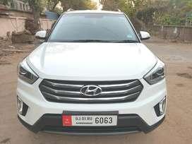 Hyundai Creta 1.6 SX Dual Tone, 2016, Diesel