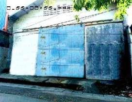 Gudang di Dukuh Kupang, Tinggi pintu gudang 4 meter - MITDE bOmt