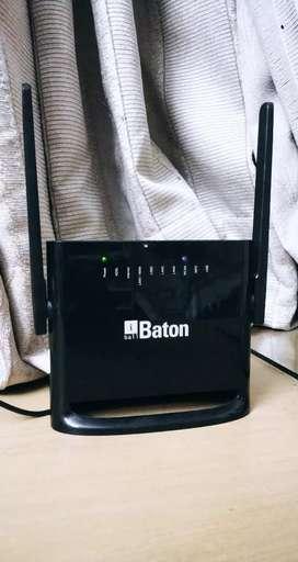 Baton iball double antina ADSL2 router