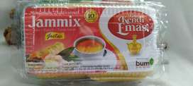 Minuman jammix (jahe, kunyit, temulawak)
