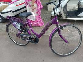I want to sell my Tata bicycle.Lady bird.