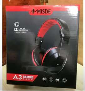 A3 MISDE Gaming headset.