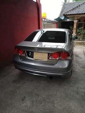 Honda Civic fd1 istimewa