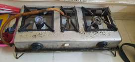2Burner Gas Stove