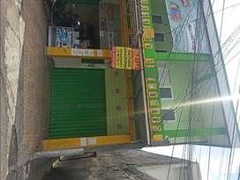Dikontrakkan ruko 2 lantai di Cipinang muara, bangunan baru