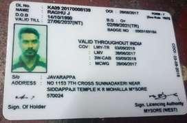 Bangalore  driver job fore wheeler driver job contact