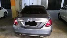 Mercedes c300 amg line w205 facelift for sale
