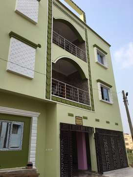 3 BHK also 2BHK with one room with bath can be rented separately.