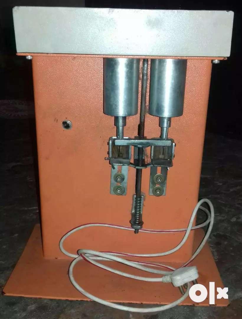Cotton wick machine 0