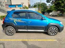 Toyota Etios Cross 1.4L VD, 2014, Diesel