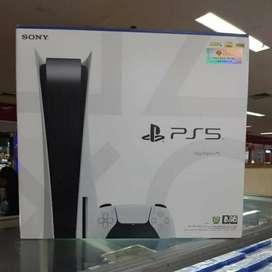 Sony Playstation PS5 Disc Edition Garansi Resmi Bisa Cash Kredit