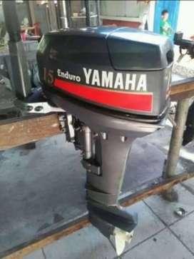 Mesin Tempel Yamaha 15 Pk