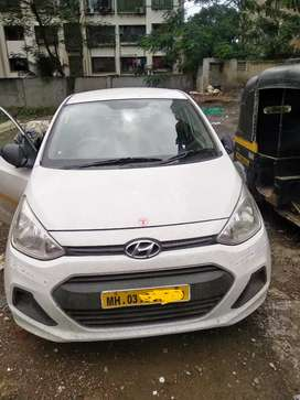 Hyundai Xcent base model petrol cng
