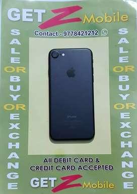 iPhone 7 Mattblack 32 GB
