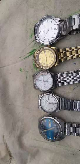 Good condition watches