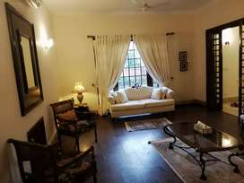 DHA Phase 4 1Kanal Fully Furnished House For Rent