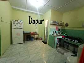 Over Kredit/Cash/KPR - Rumah bekas Pribadi bagus di Deli Tua