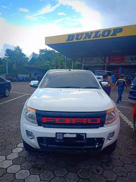 Ford ranger doble cabin xlt 3.2