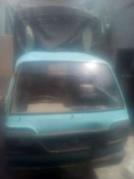 Suzuki pickup with complete file