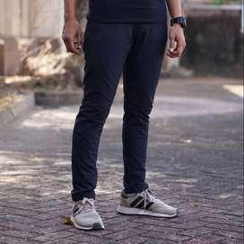 Training Pants Under Armour Celana Olahraga Hitam ORIGINAL