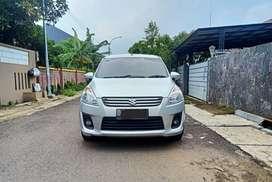 Suzuki Ertiga GL Manual 2013 MT Ac double,Km rendah, 2014/2015