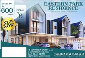 Rumah Surabaya Timur Start 600Juta-an Eastern Park Residence Surabaya
