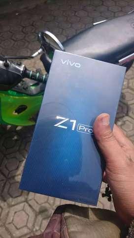 Vivo z1 pro 4/64 baru 1 hari
