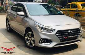 Hyundai Verna CRDi 1.6 SX Option Automatic, 2019, Diesel