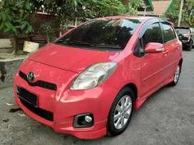 Yaris s limited 2012 at