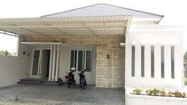 Rumah Dalam Cluster One Gate System