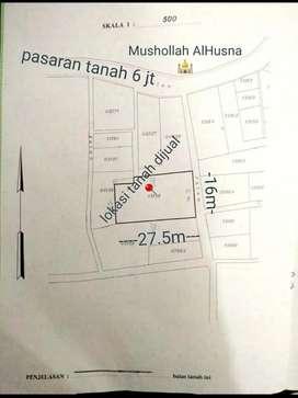 Dijual Murah Tanah Di Rorotan Jakarta Utara Luas 411m