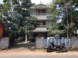 2BHK flat at Thycaud -Opposite to Council for Child welfare- for rent.