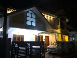 2bhk house for rent upstairs