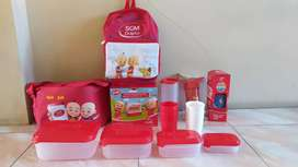 Paket SGM buat anak anak sekolah