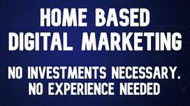 Work From Home - Social Media Marketing