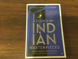 A Clutch Of Indian Masterpieces edited by David Davidar