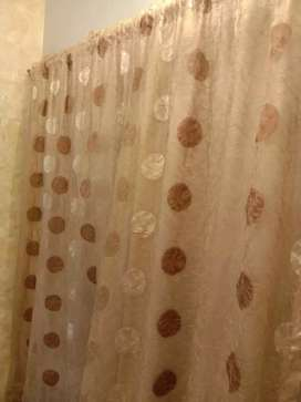 Curtains for sale.