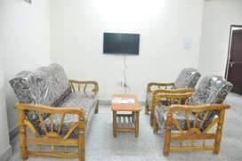 Fully Furnished Sharing Room For Boys In Begumpet-4497