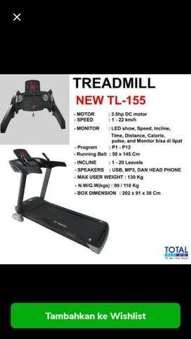 Treadmill elektrik TL-155