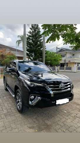 Toyota Fortuner VRZ 2016 AT