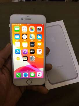 Iphone 7 32gb silver ex inter