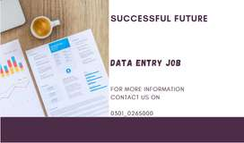 We make you feel happy by giving Data Entry jobs online from home