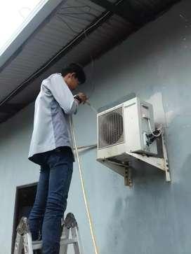 Service AC,bongkar pasang AC, perbaikan AC