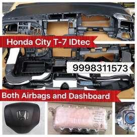 Masjid Banda Hyderabad Honda Airbags
