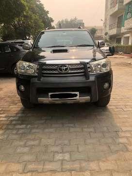 Toyota Fortuner Diesel Good Condition