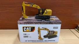 Miniatur/die cast excavator caterpillar 320NG